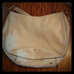 Calvin Klein Leather Satchel handbag